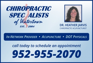 Call Today to Schedule an Appointment