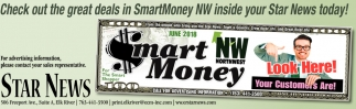 Chek ou the Great Deals in Smartmoney NW Inside Your Star News Today