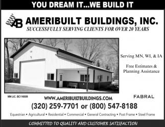 You Dream it, We Build it