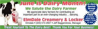 June is Dairy Month!