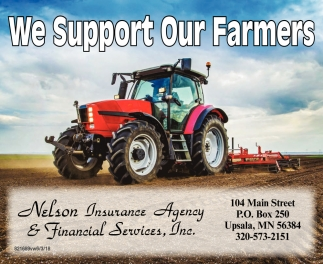 We Support Our Farmers