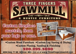 Custom Fireplace Mantels, From Your Logs Or Ours!, Three Fingers Sawmill U0026 Rustic  Furniture