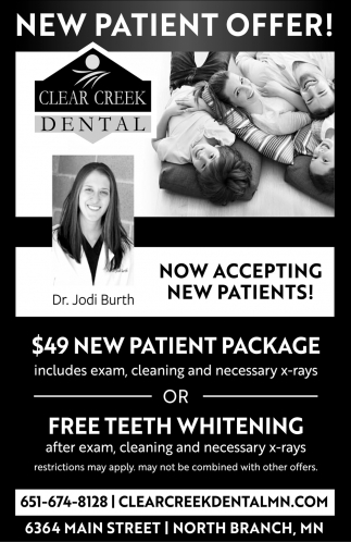 New Patient Offer