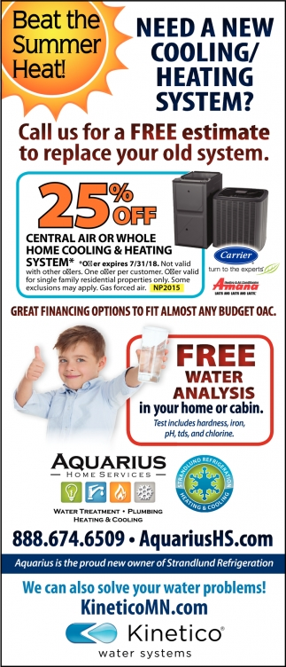 Home Water Systems