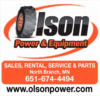 Sales, Rental, Service & Parts