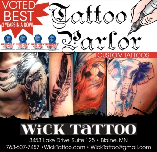 Wick Tattoo