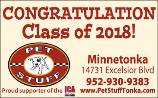 Congratulation Class of 2018!