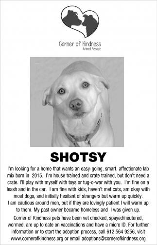 Shotsy