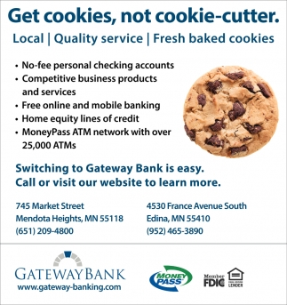 Get Cokies, Not Cookie-Cutter