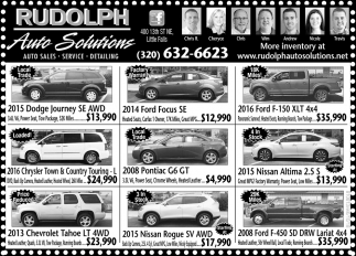 Auto Sales & Service