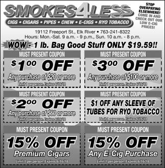 Bag Good Stuff Only $19.59!