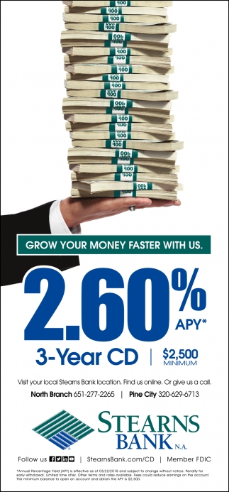 Grow your Money Faster with Us