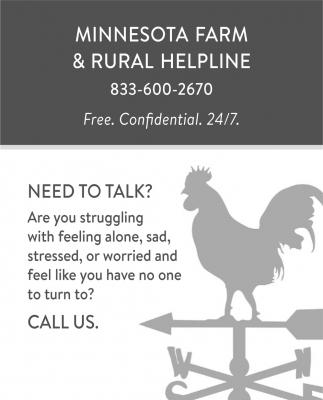 Minnesota Farm & Rural Helpline