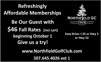 Refreshingly Affordable Memberships