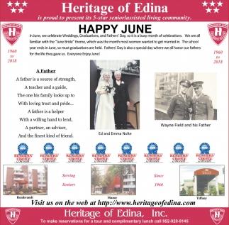 Heritage of Edina Senior Living