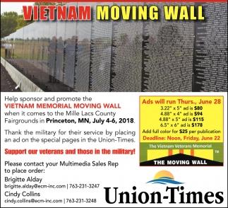 Vietam Moving Wall