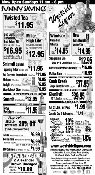 Sunny Savings