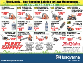 Your Complete Solution for Lawn Maintenance