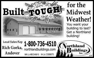 Get a Northland Building!