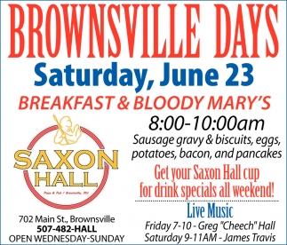 Brownsville Days