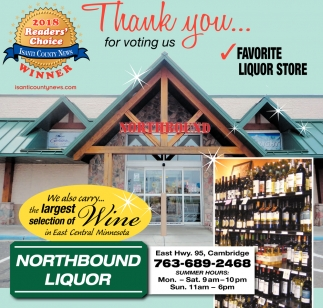 Thank You for Voting us Your Favorite Liquor Store