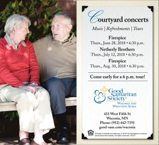 Courtyard Concerts