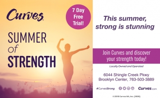 This Summer, Strong is Stunning