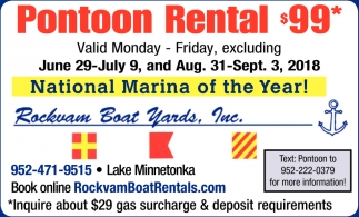 National Marina of the Year!