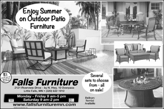 Enjoy on Outdoor Patio Furniture