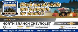 Check Our ad Inside this Scotsman for Details!