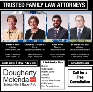 Trusted Family Law Attorneys