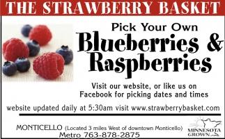 The Strawberry Basket
