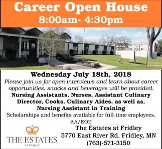 Career Open House