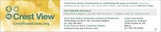 Ice Cream Socials