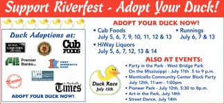Adopt Your Duck!