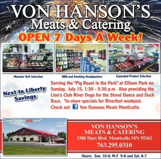 Meats & Catering