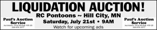 Liquidation Auction!