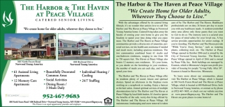 The Harbor & The Haven at Peace Village