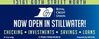 Now Open in Stillwater!