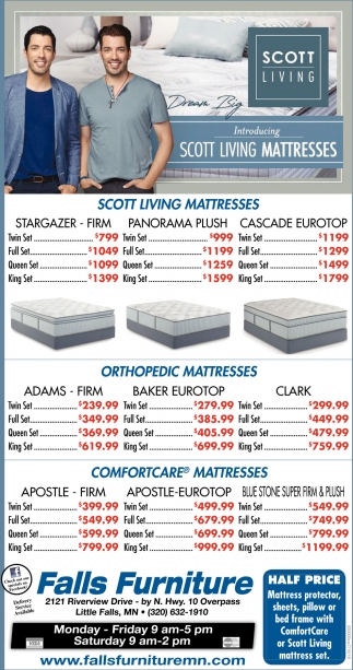 Schott Living Mattresses