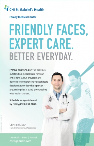 Friendly Faces, Expert Care