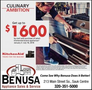 Appliance Sales Services Benusa Appliance Sales And Services Sauk Centre Mn