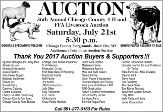36th annual chisago county 4 h and ffa livestock auction twin pines 36th annual chisago county 4 h and ffa livestock auction twin pines auction services rush city thecheapjerseys Choice Image