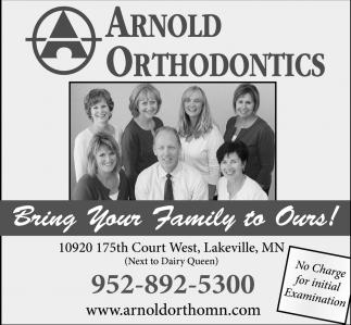 Arnold Orthodontics