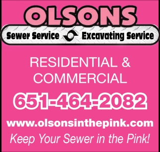 Sewer & Excavating Service