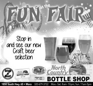 Stop in and See Our New Craft Beer Selection