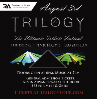 August 3rd Trilogy