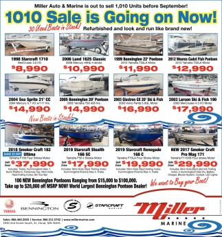 1010 Sale is Going on Now!