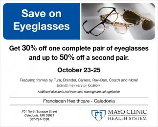 Save On Eyeglasses