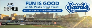 Fun is Good on St. Paul's Front Porch!